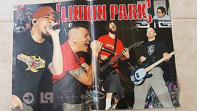 Linkin Park - 3 Fold out posters