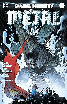 Dark Knight Metal #3 Andy Kubert Variant Cover