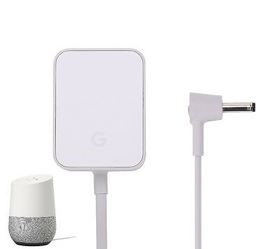 AC Charger Adapter Cord for Google Home Speaker Power Supply