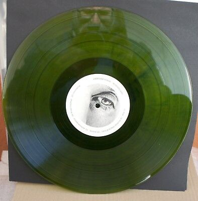 Demdike Stare – Wonderland Limited 2XLP edition 500 on Smoked-Out Lime vinyl