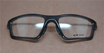 New Replacement Eye Frame for OK Crosslink OX8031 Glass Frame 55mm Gray Smoke