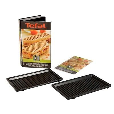 coffret grill panini gaufrier snack collection SW85 Tefal XA800312