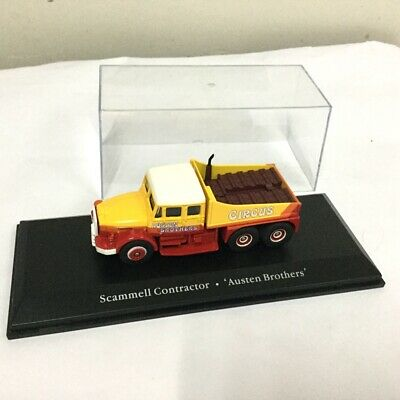 1/87 THE GREATEST SHOW ON EARTH Scammell Contractor 'Austen Brothers' CIRCUS