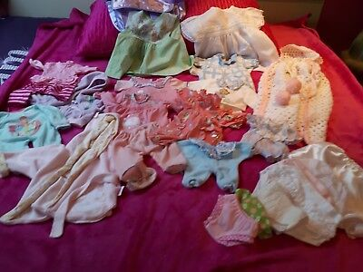 Dolls Clothes. Baby Born /annabel/various  Bundle