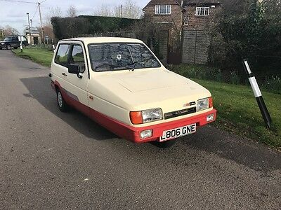 1993 Reliant Robin LE  **LIMITED EDITION **