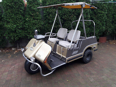 Harley Davidson AMF Golf Car Petrol 1967 very rare