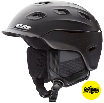 Smith Vantage MIPS Skihelm matte black Gr. L