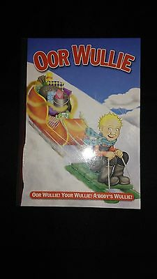 Oor Wullie Vintage Comic Family Paperback Annual (2006)