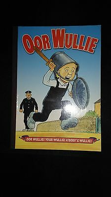 Oor Wullie Vintage Comic Family Paperback Annual (2002)