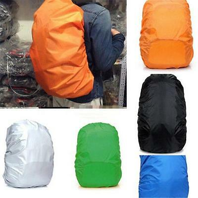 1XDust Rain Cover Travel Hiking Backpack Outdoor Camping Rucksack Bag Waterproof