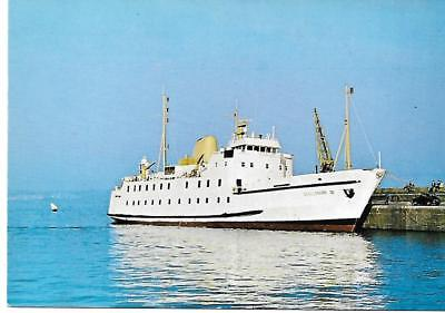 RMS Scillonian III at Penzance