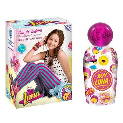 Disney Soy Luna Eau de Toilette 100ml