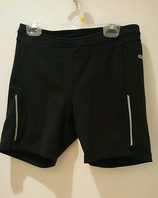 Mountain Equipment Co-op MEC Black Bicycle Shorts Small