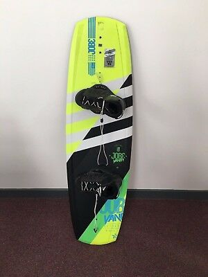 Jobe Vanity Fluro Yellow 141 CM Wakeboard inc Republik 41- 45 bindings RRP £615