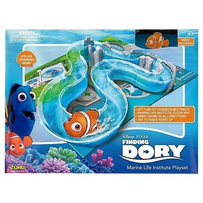 Robo-Fish Finding Dory Underwater Marine Life Institute Playset
