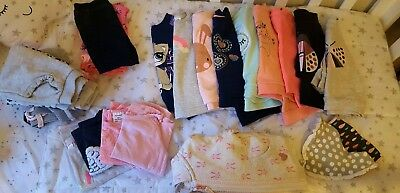 baby girls winter clothes bundle size 1