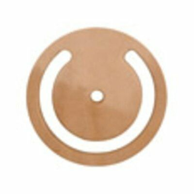 """Campbell R700 3-1/2X3 Lower Valve Leather, 2-7/8"""" x 3-1/2"""""""