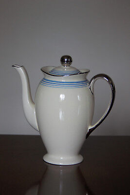 "Spode ""Royal Jasmine"" Coffee Pot"