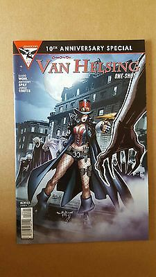 Grimm Fairy Tales Presents: Van Helsing - One Shot