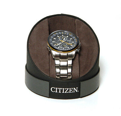 Citizen BLUE ANGELS WORLD CHRONOGRAPH A-T  Mens Watch MODEL: AT8020-54L