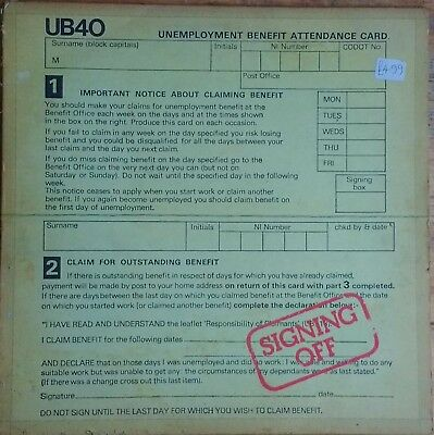 """UB40 Present Arms BUT IN 'SIGNING OFF' OUTER COVER 12"""" vinyl LP album Ska 1981"""