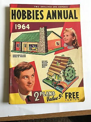 Hobbies Annual 1964