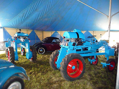 VW - BOBARD Tractor 1964