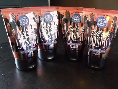 Lot Of 4 Perfectly Posh That's So Cosmo Spicy Mandarin And Jasmine Hand Cremes