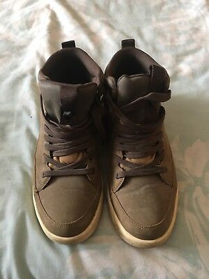 Korda Fishing Boots size 8 brown all weather