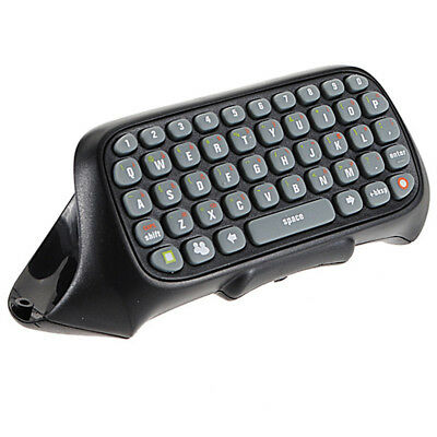 1 Pcs Chat Pad 47 keys Wireless Controller Game Keyboard Controller XBOX360