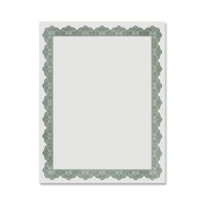 Geographics Blank Award Parchment Certificate 39452