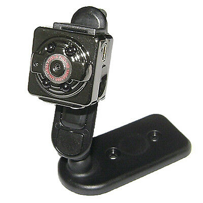 SQ8 Full HD Mini Coche DV DVR Camera Espiar Oculto Camcorder IR Night Vision