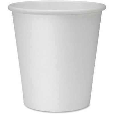 Genuine Joe Polyurethane-lined Disposable Hot Cups 19046PK