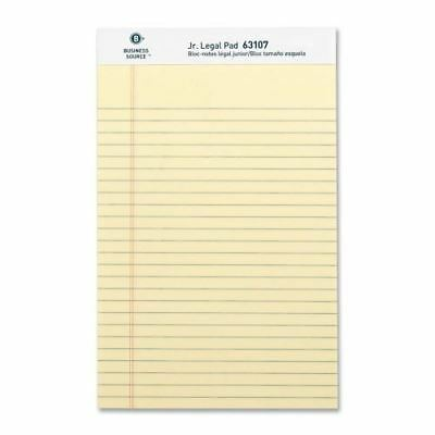 Business Source Legal Ruled Pad 63107