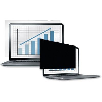 """Fellowes PrivaScreen Blackout Privacy Filter - 24.0"""" Wide Black 4801601"""