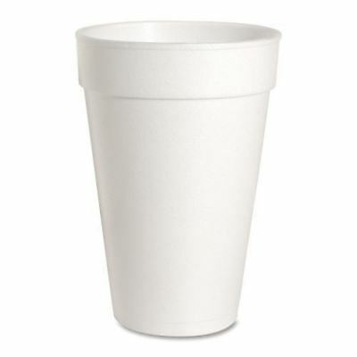 Genuine Joe Hot/Cold Foam Cup 58554