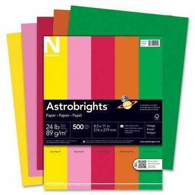 Astrobrights Astrobrights Colored Paper 21224