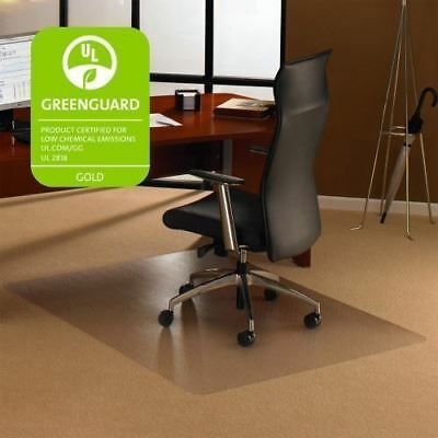 Cleartex Ultimat Chair Mat for Low to Medium-pile Carpets 1113423ER