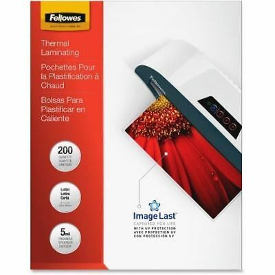 Fellowes Laminating Pouches - Letter, ImageLast, 5mil, 200 pack 5245301