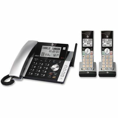 AT&T CL84215 DECT 6.0 1.90 GHz Cordless Phone - Silver CL84215