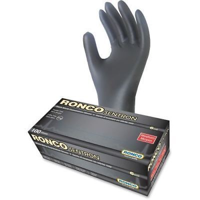 RONCO Sentron Nitrile Powder Free Gloves 962M