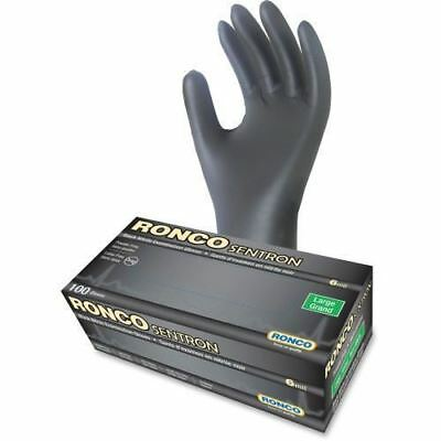 RONCO Sentron Nitrile Powder Free Gloves 962L