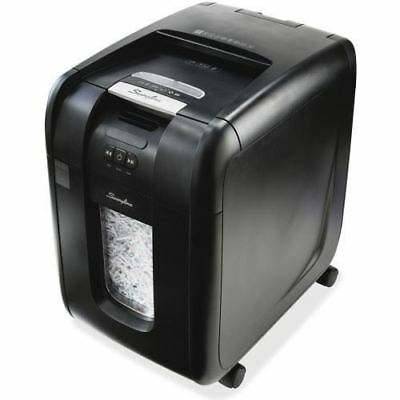 Swingline Stack-and-Shred Paper Shredder 57573