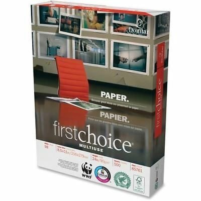 Domtar First Choice Copy Paper 85761