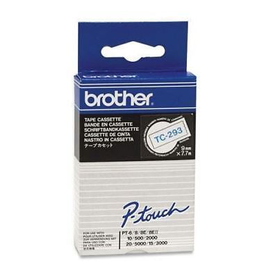 Brother Laminated Lettering Tape TC293
