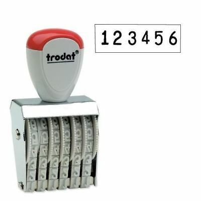 Trodat Manual Numberer Stamp 28015