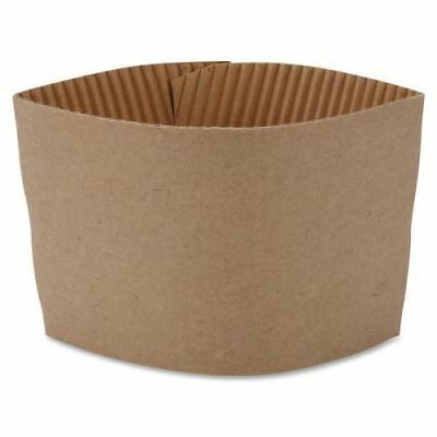 Genuine Joe Protective Corrugated Cup Sleeves 19049PK