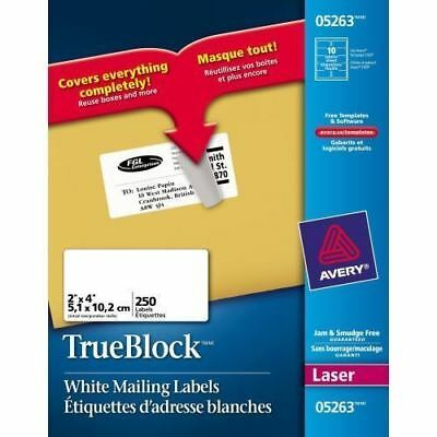 Avery Mailing Label 05263