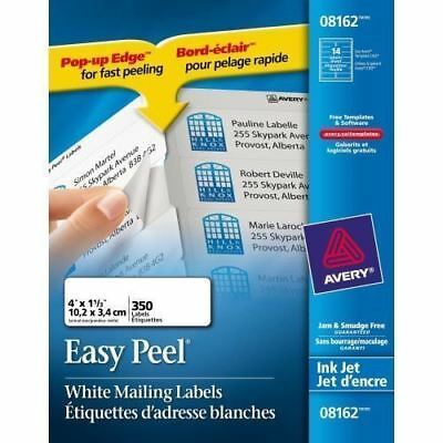 Avery Mailing Label 08162