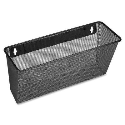 Lorell Black Mesh/Wire Wall Pocket 84144